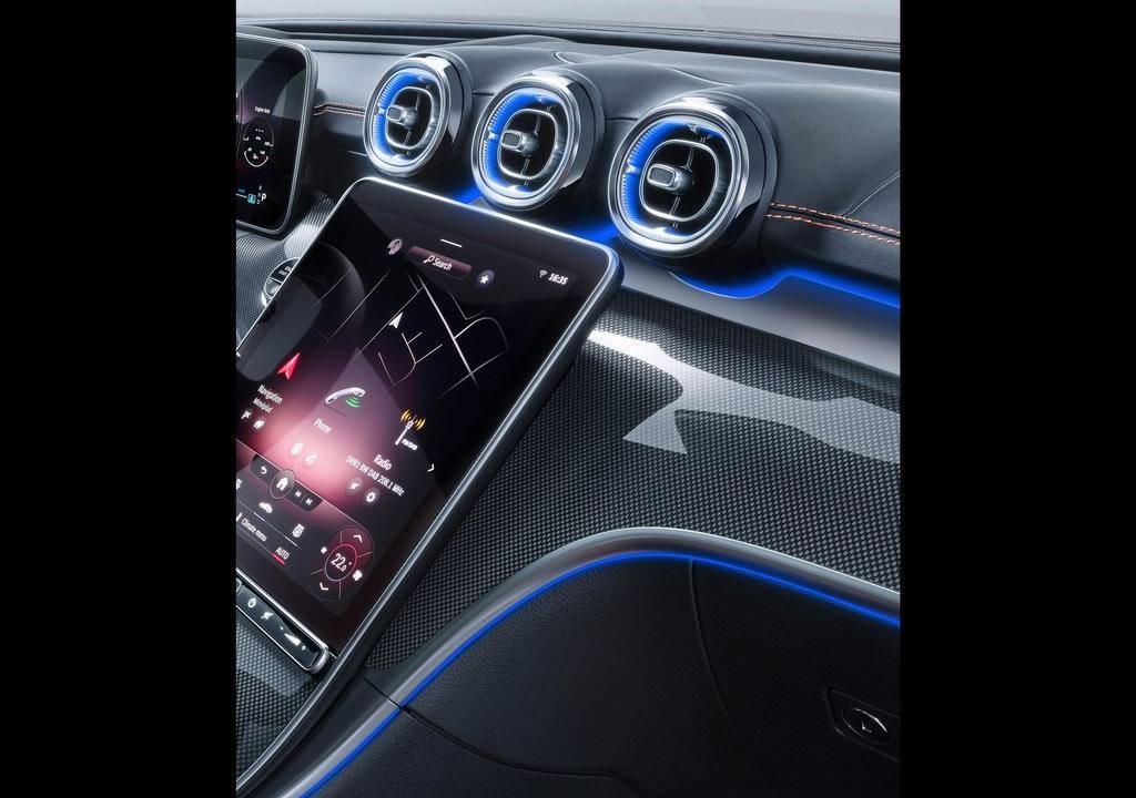 2022 Yeni Mercedes-Benz C Serisi