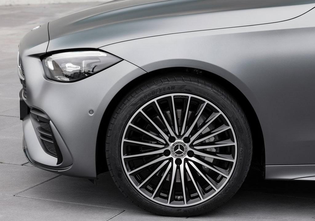 Yeni Kasa Mercedes-Benz C Serisi Özellikleri