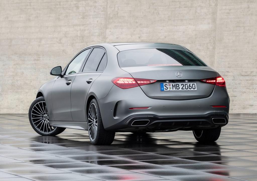 2022 Yeni Kasa Mercedes-Benz C Serisi (W206) Özellikleri