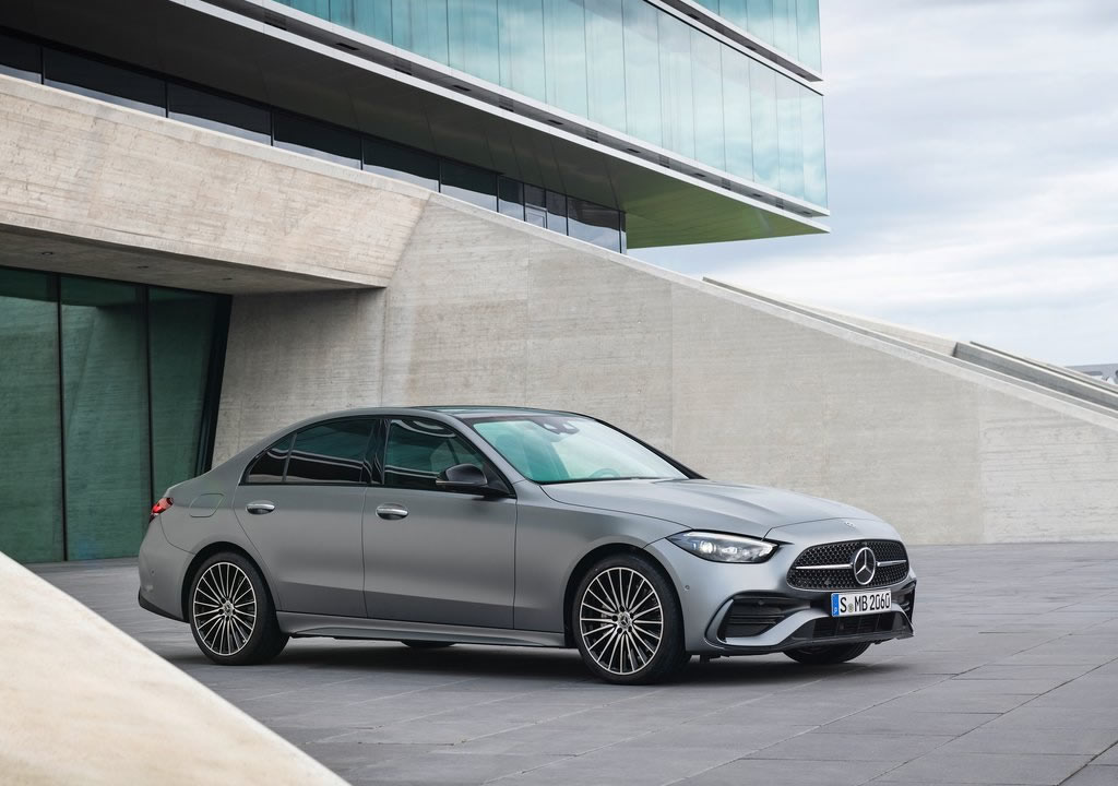 2022 Yeni Kasa Mercedes-Benz C Serisi (W206)