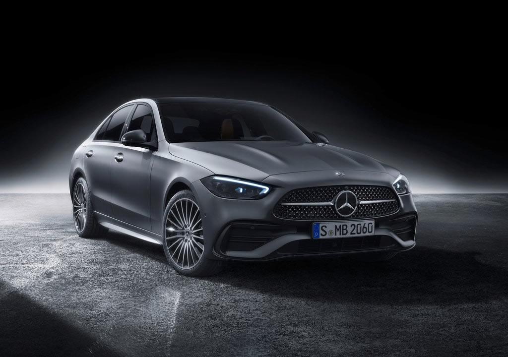 2022 Yeni Kasa Mercedes-Benz C Serisi Teknik Özellikleri