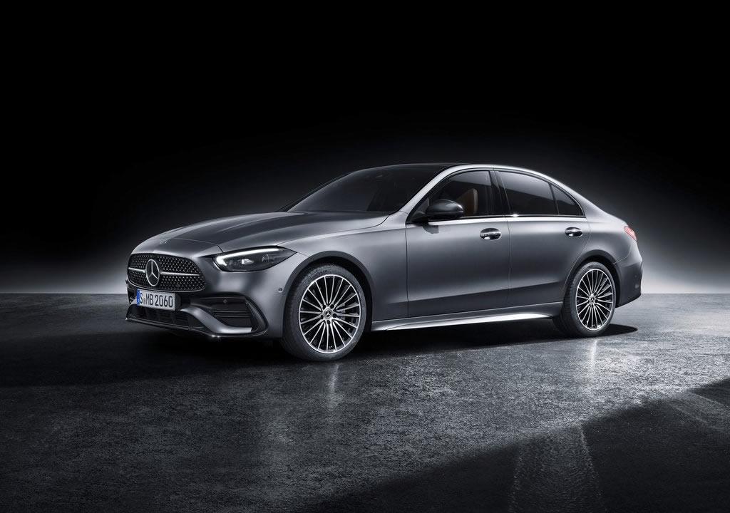 2022 Yeni Kasa Mercedes-Benz C Serisi Özellikleri