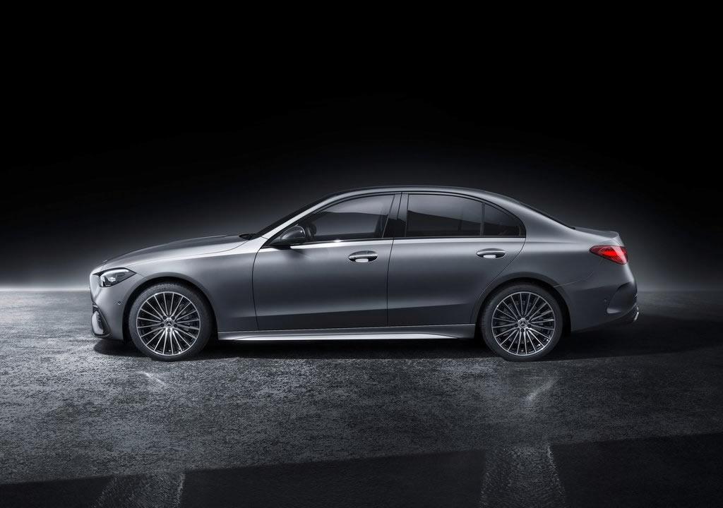 2022 Yeni Kasa Mercedes-Benz C Serisi