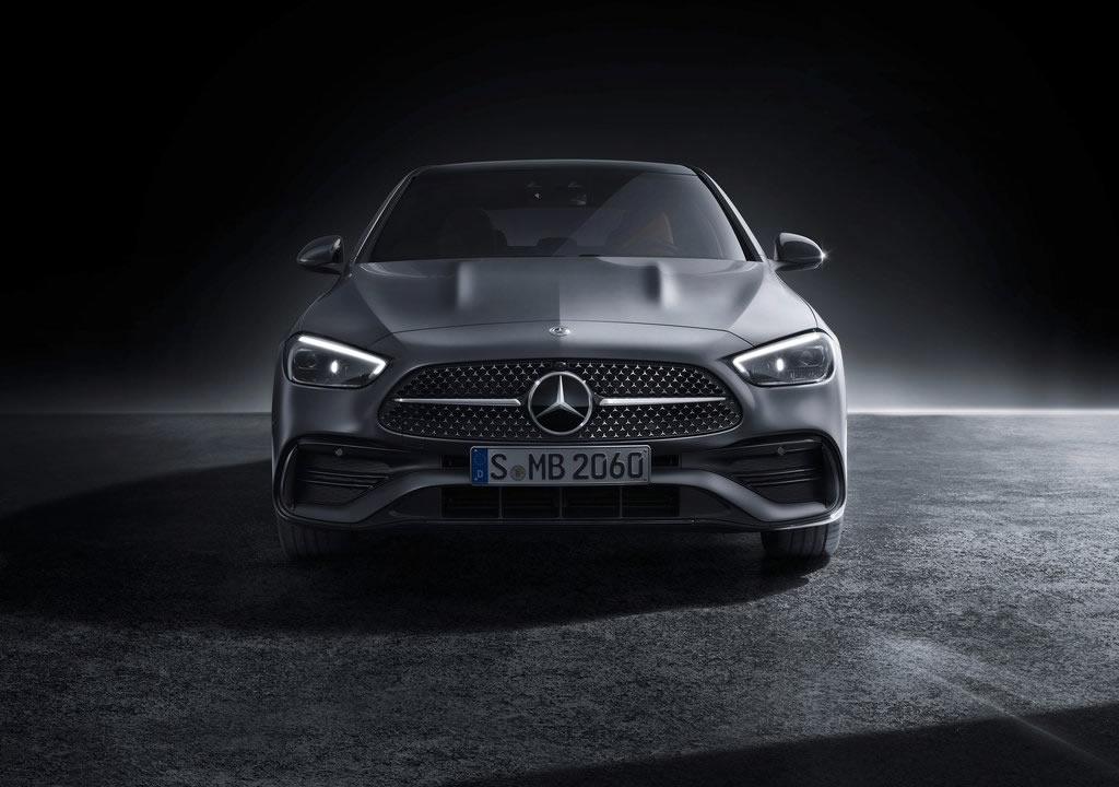 2022 Yeni Kasa Mercedes-Benz C Serisi Donanımları