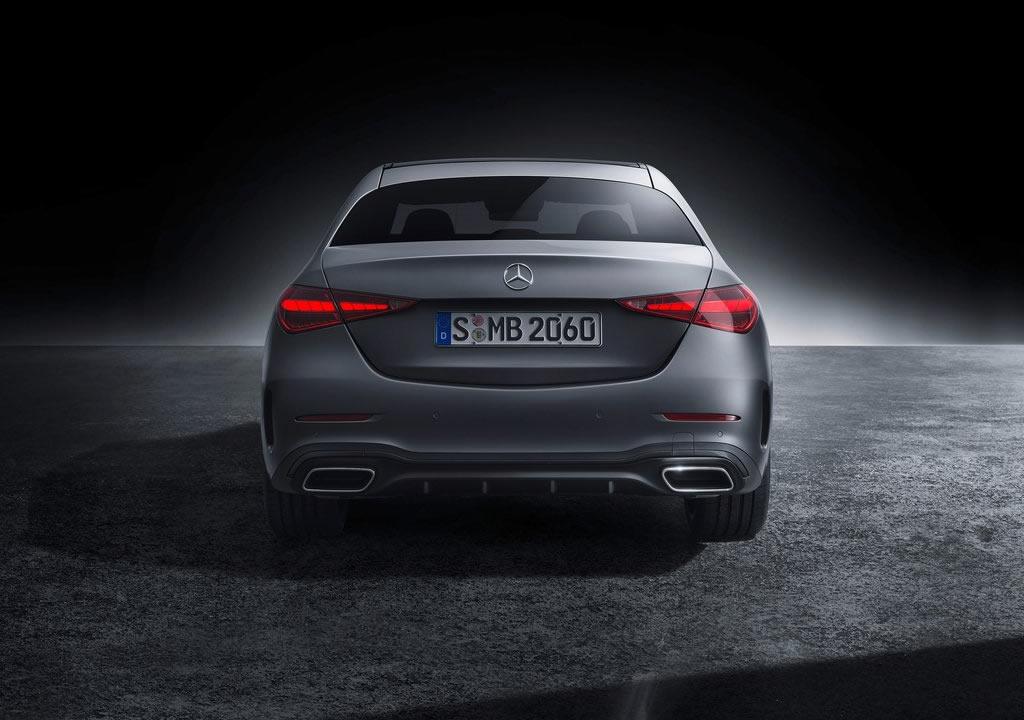 2022 Yeni Kasa Mercedes-Benz C Serisi Fiyatı