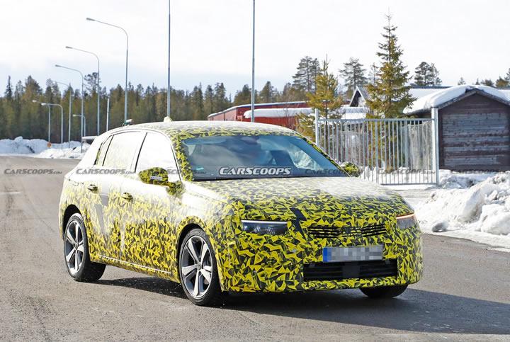 2022 Yeni Kasa Opel Astra (MK6)