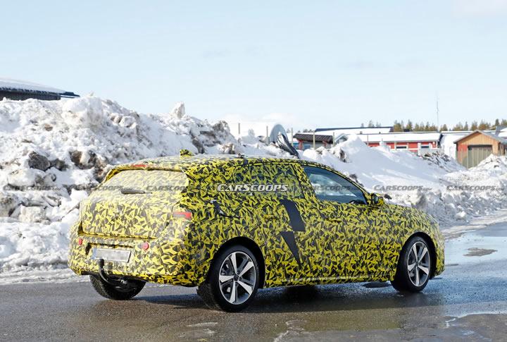 2022 Yeni Kasa Opel Astra Ne Zaman Çıkacak?