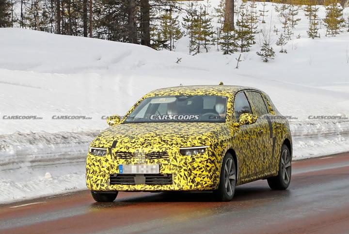 Yeni Kasa Opel Astra MK6