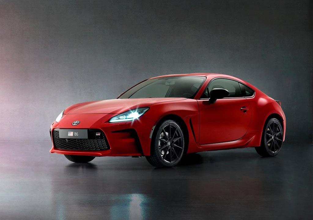 2022 Yeni Toyota GR 86 Teknik Özellikleri