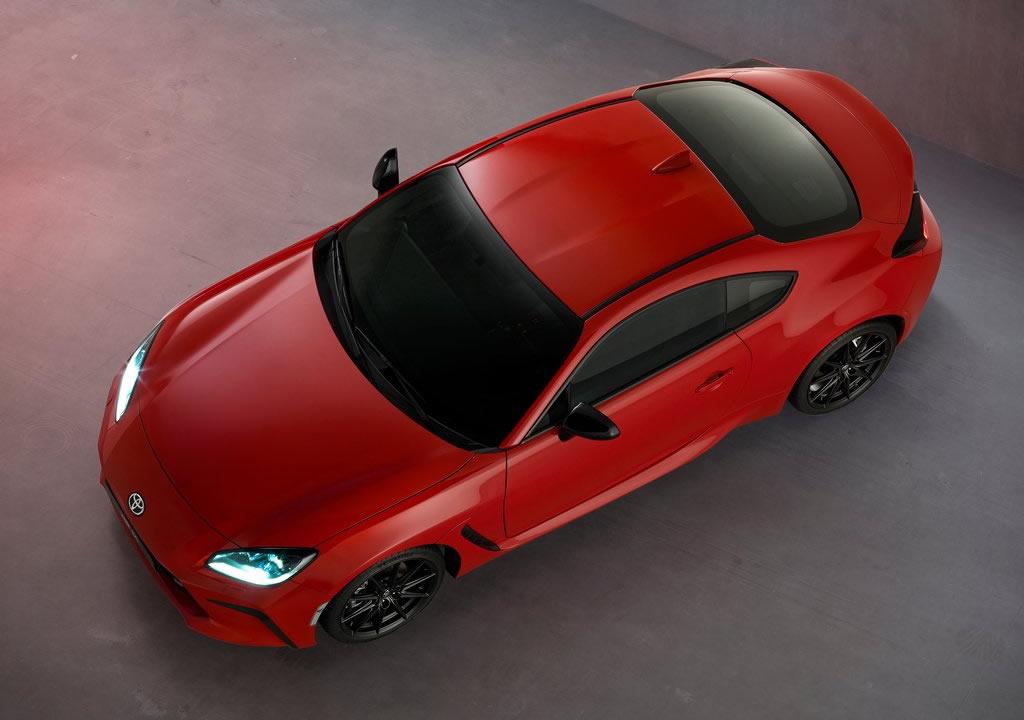 2022 Yeni Toyota GR 86 Özellikleri