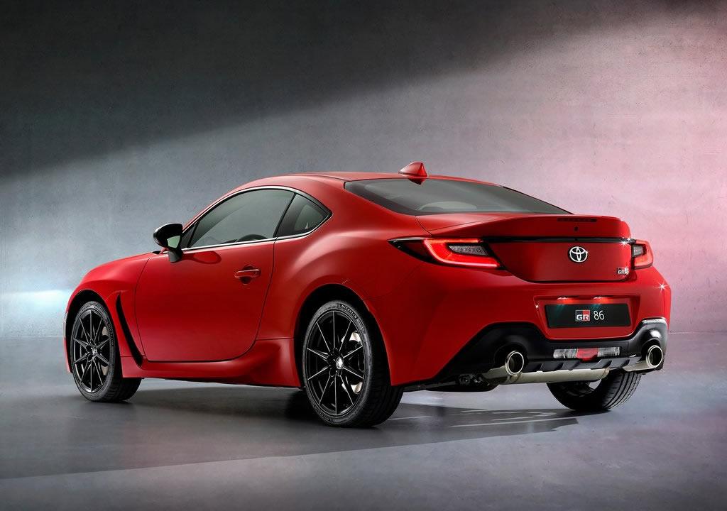 2022 Yeni Toyota GR 86