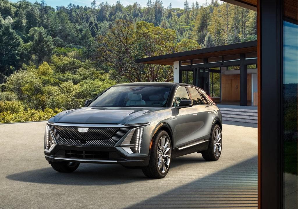 2023 Cadillac Lyriq Özellikleri