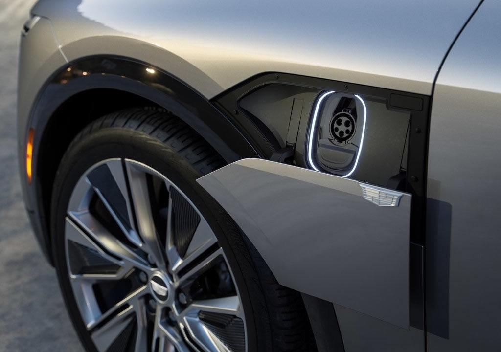 Cadillac Lyriq Şarj Süresi