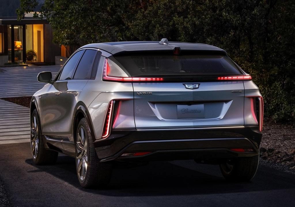 2023 Cadillac Lyriq Teknik Özellikleri