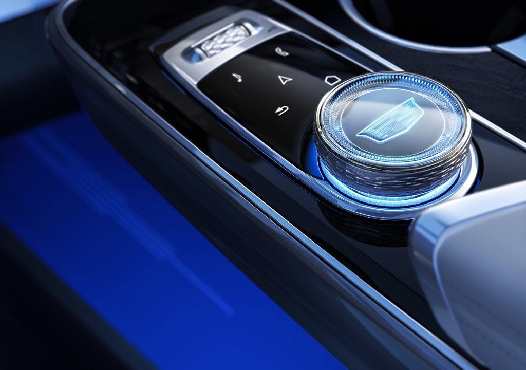 2023 Cadillac Lyriq Menzili