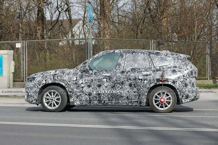 2023 Yeni BMW iX1