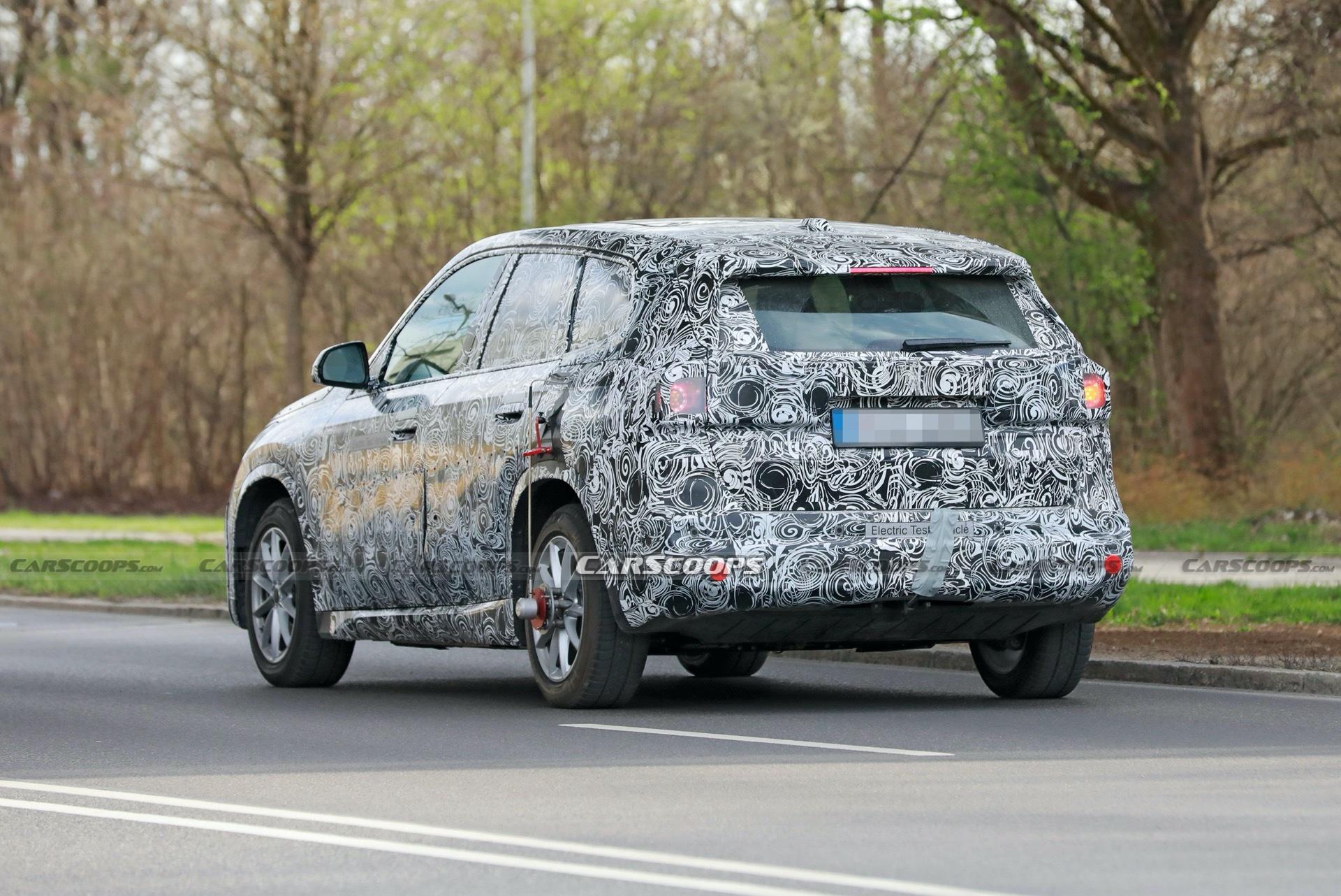 2023 Yeni BMW iX1 Ne Zaman Çıkacak?