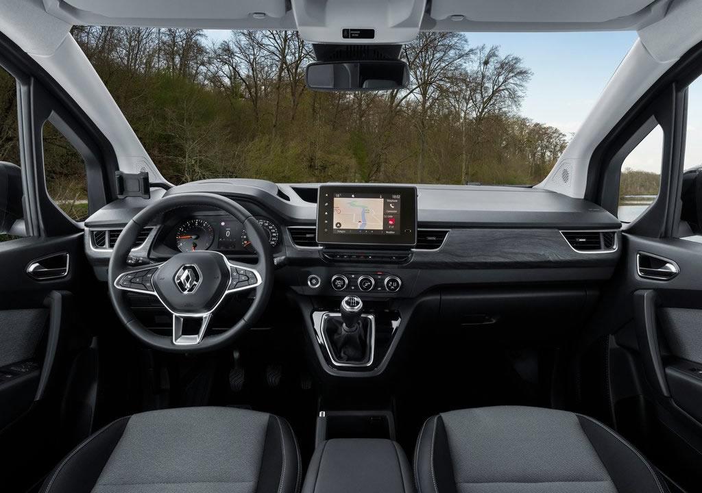 Yeni Renault Kangoo 3 İçi
