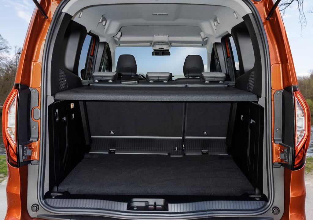 2021 Renault Kangoo 3 Bagajı