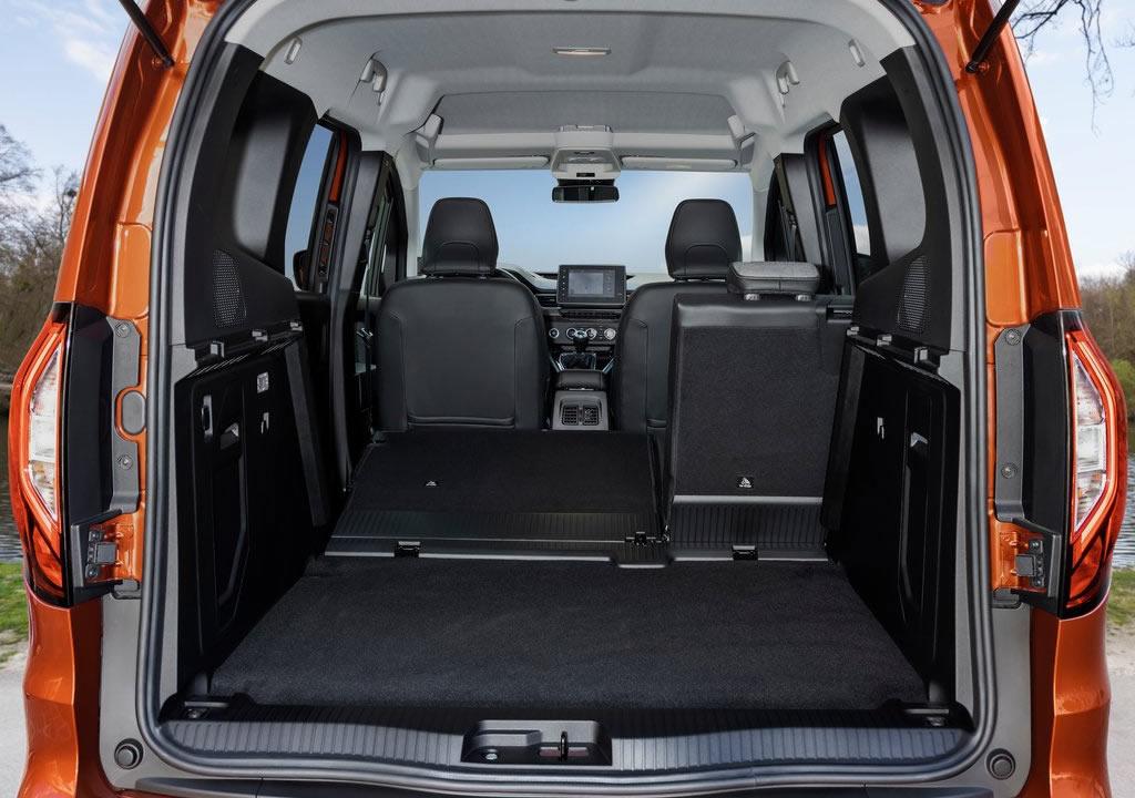 2021 Renault Kangoo 3 Bagajı Alanı
