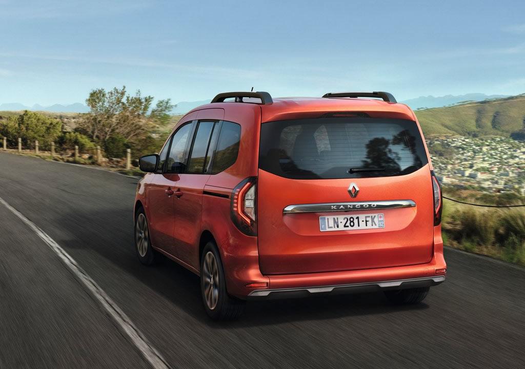 2021 Yeni Kasa Renault Kangoo