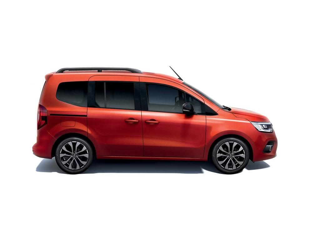 2021 Yeni Kasa Renault Kangoo 3 Fotoğrafları