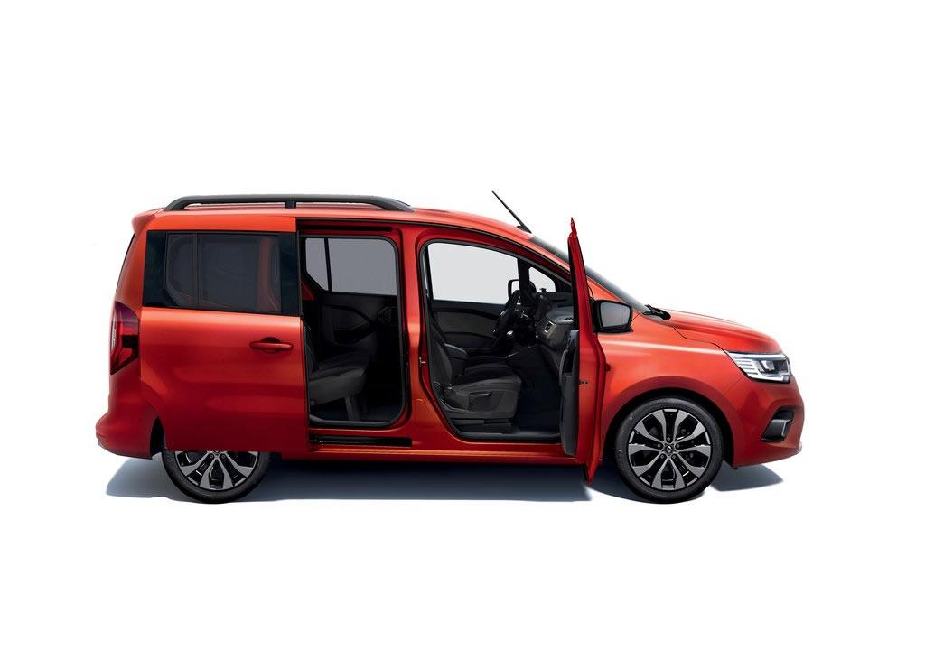 2021 Yeni Kasa Renault Kangoo 3 Ne Zaman Çıkacak?