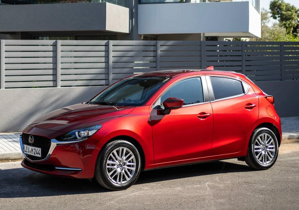 2021 Yeni Mazda 2 Türkiye Fiyatı