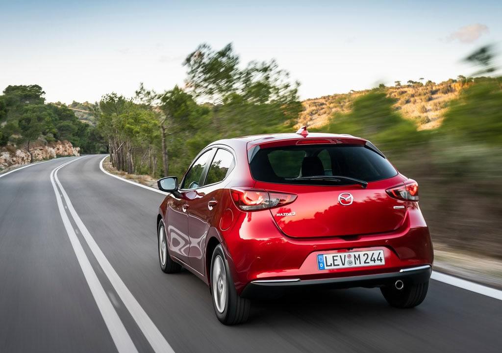 2021 Yeni Mazda 2 Fotoğrafları
