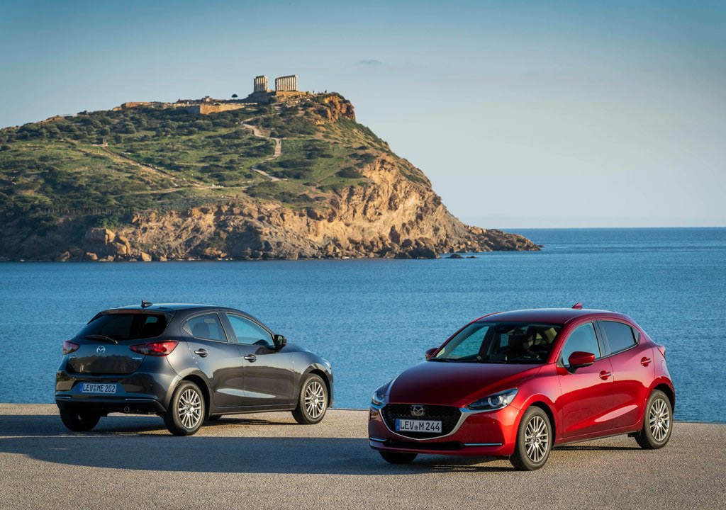 2021 Yeni Mazda 2 Teknik Özellikleri