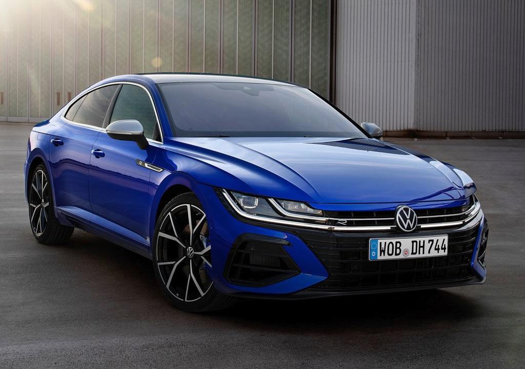 2021 Yeni Volkswagen Arteon R Teknik Özellikleri