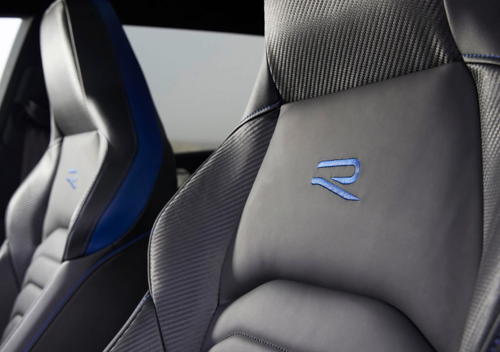2021 Yeni Volkswagen Arteon R Koltukları