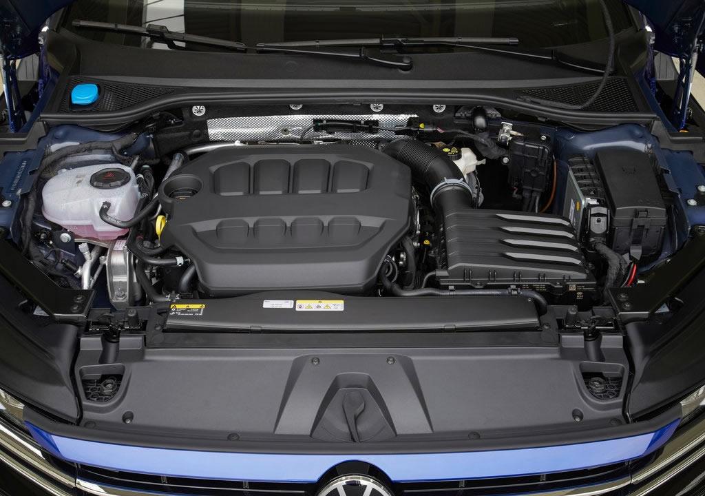 2021 Volkswagen Arteon R Motoru