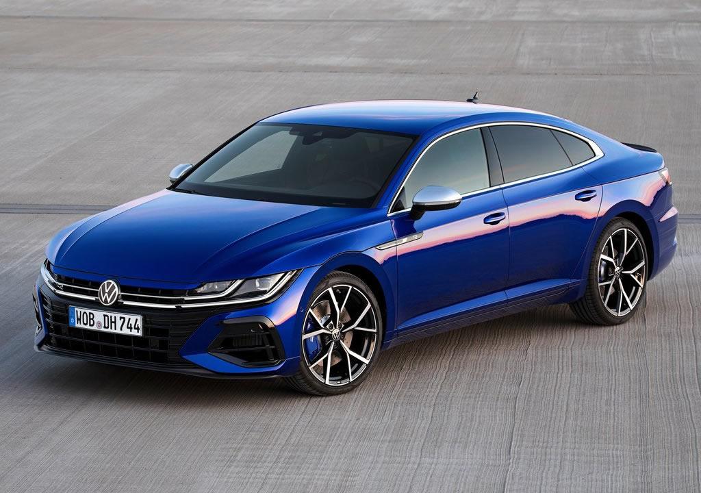 2021 Yeni Volkswagen Arteon R