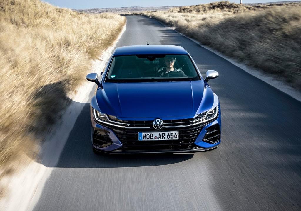 2021 Yeni Volkswagen Arteon R Fiyatı