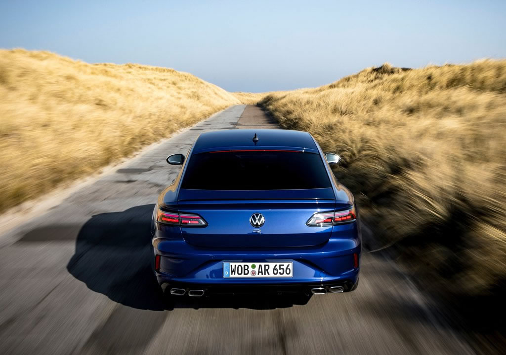 2021 Yeni Volkswagen Arteon R Türkiye Fiyatı