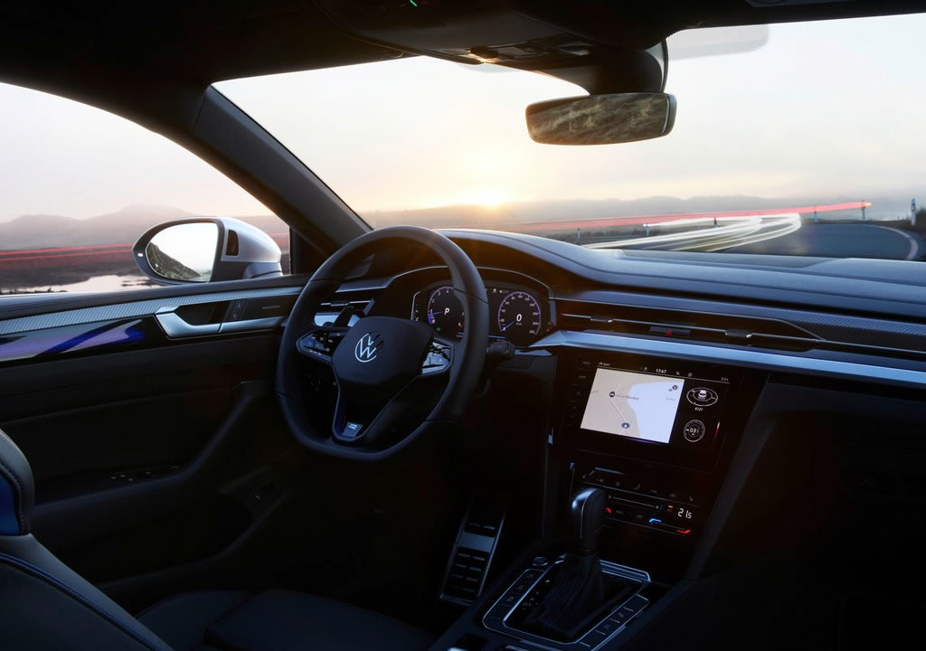 2021 Yeni Volkswagen Arteon R Donanımları