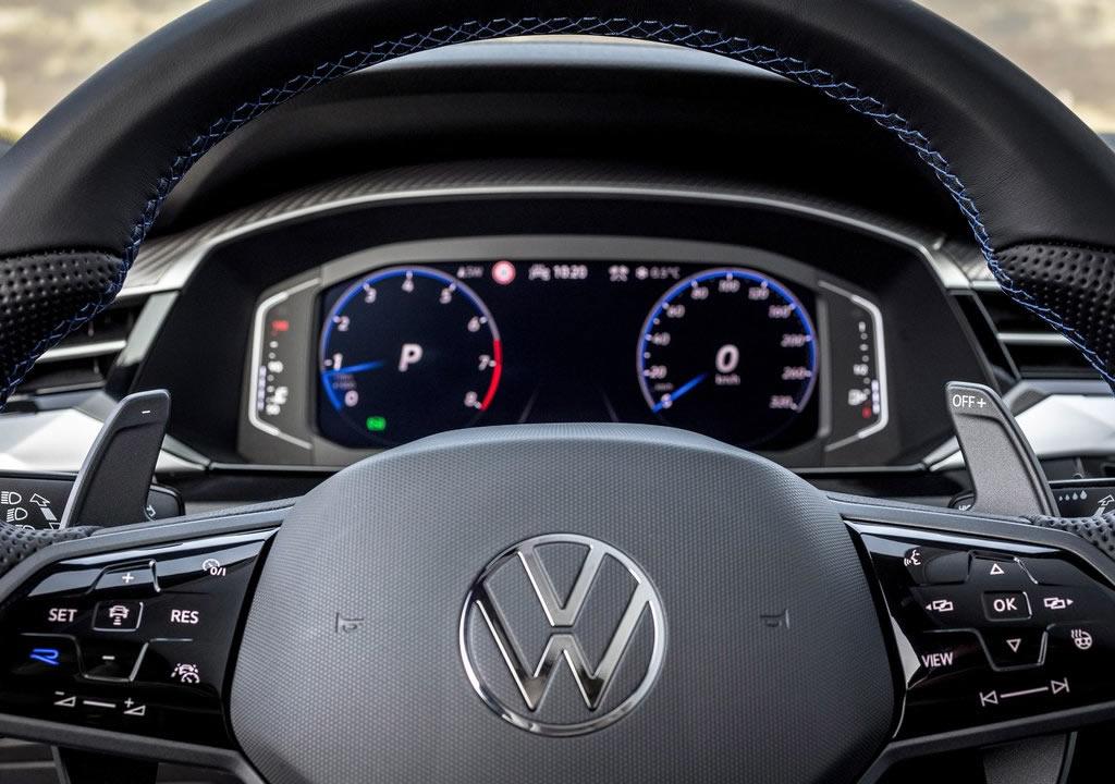 2021 Yeni Volkswagen Arteon R 0-100 km/s