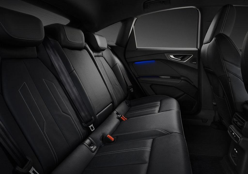 2022 Audi Q4 Sportback e-tron Donanımları