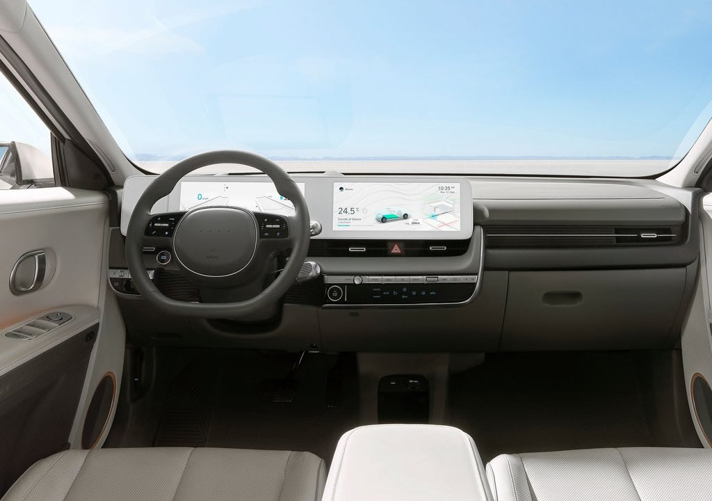 2022 Hyundai Ioniq 5 İçi