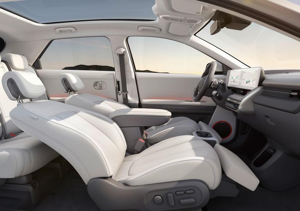 2022 Hyundai Ioniq 5 Donanımları