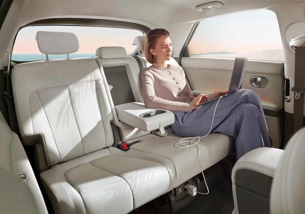 2022 Hyundai Ioniq 5 Fotoğrafları