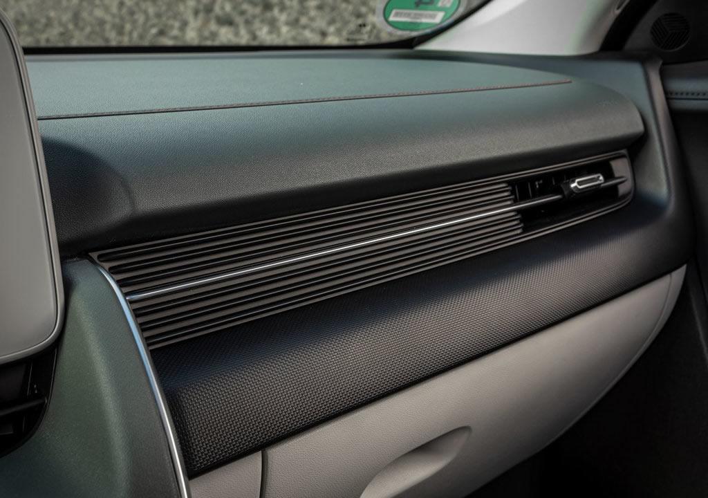 2022 Hyundai Ioniq 5 Menzili