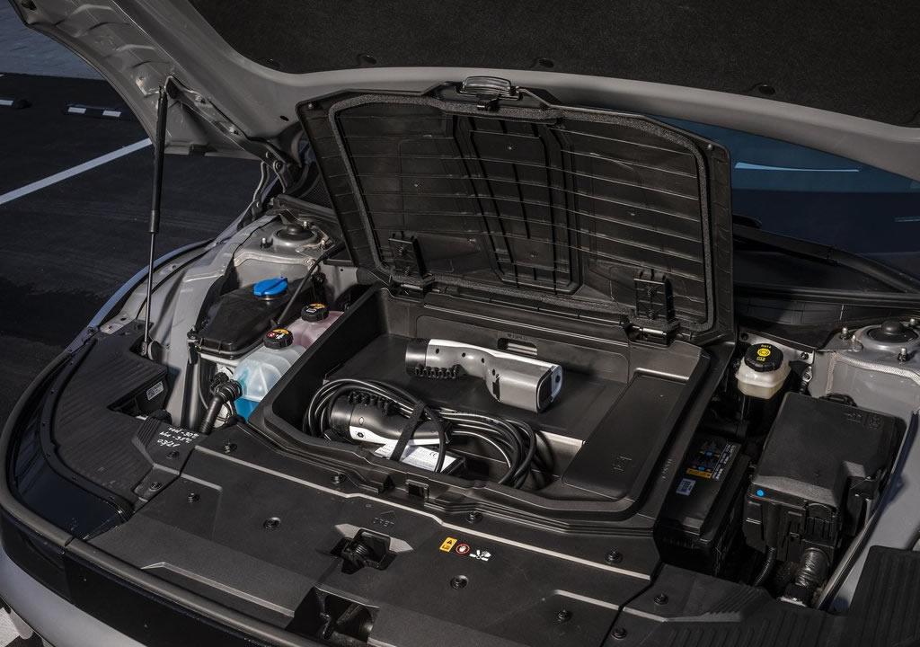 2022 Hyundai Ioniq 5 Bagajı
