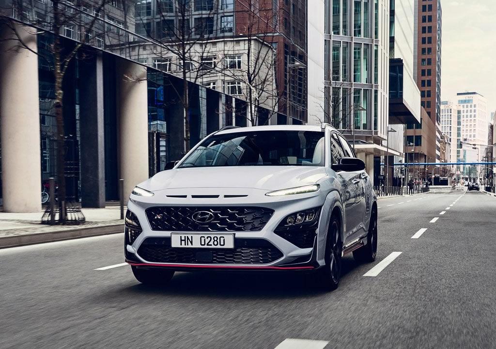 2022 Hyundai Kona N Teknik Özellikleri