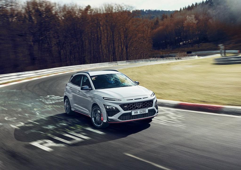 2022 Hyundai Kona N Özellikleri