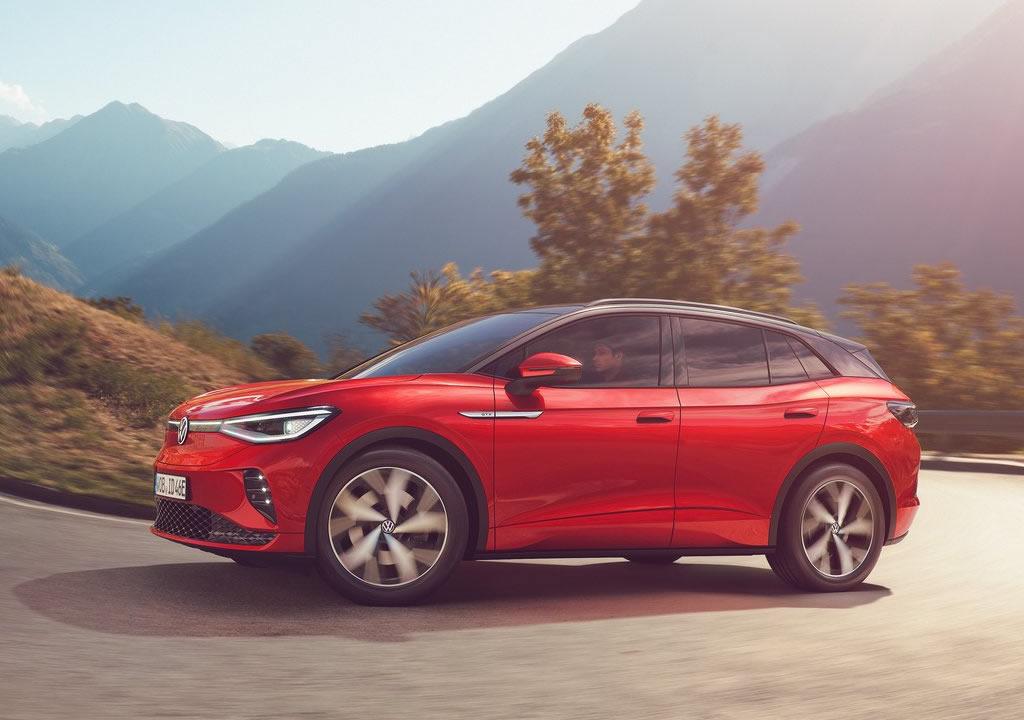 2022 Volkswagen ID.4 GTX Özellikleri