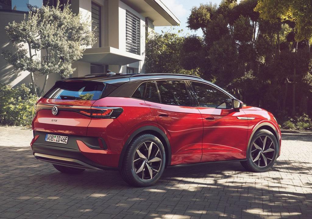 2022 Volkswagen ID.4 GTX Teknik Özellikleri