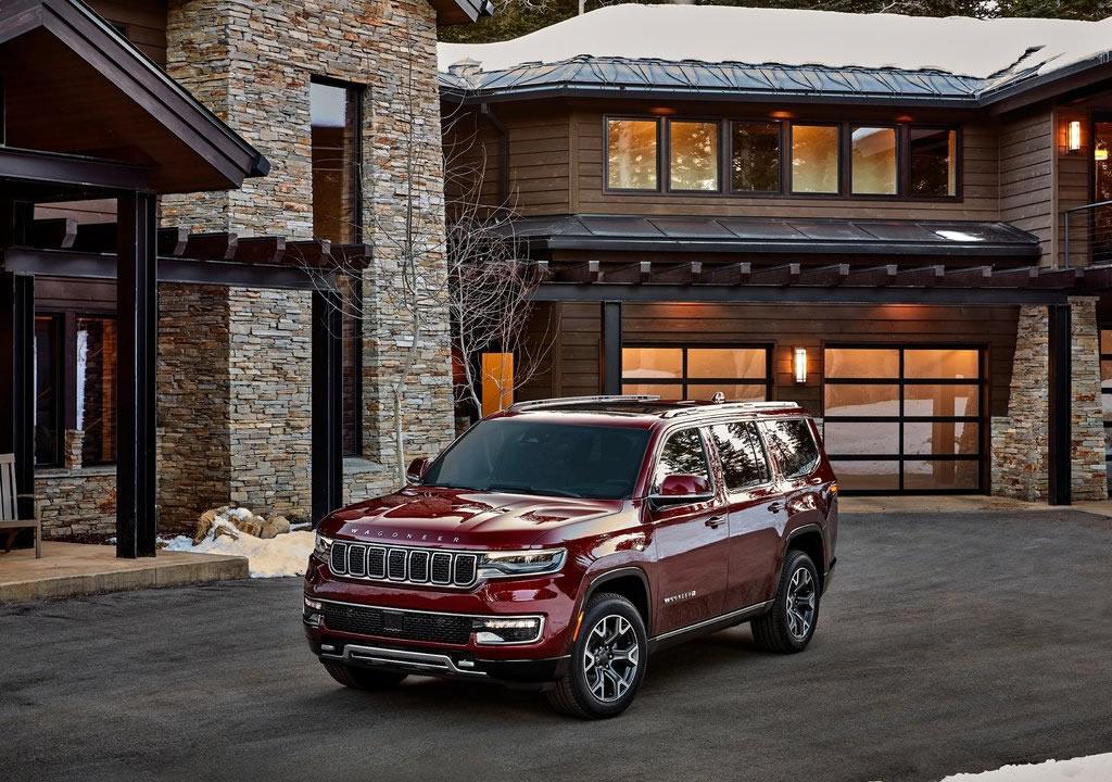 2022 Yeni Jeep Wagoneer