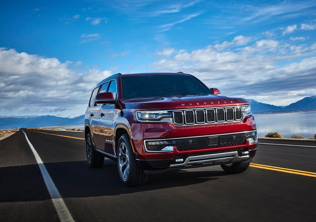 2022 Yeni Jeep Wagoneer Donanımları